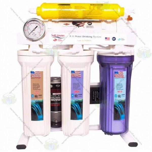 دستگاه تصفیه آب خانگی سافت واتر (soft water)