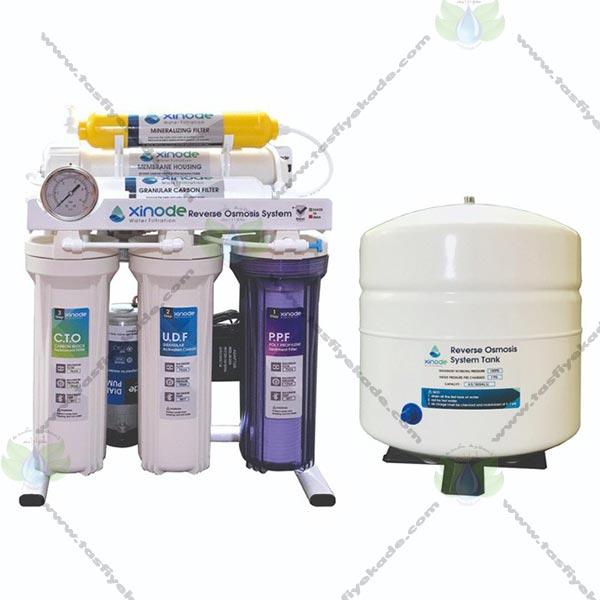دستگاه تصفیه آب زینود Xinode