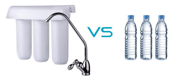آب معدنی یا آب تصفیه شده