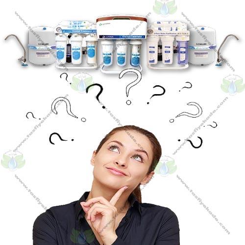 سوالات-متداول-خرید-دستگاه-تصفیه-آب-خانگی