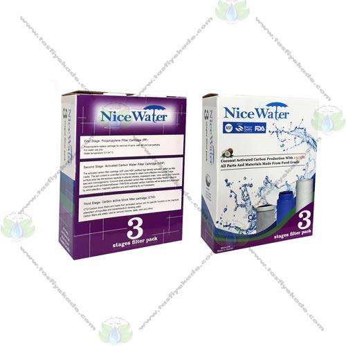 فیلتر مرحله 1 و 2 و 3تصفیه آب خانگی