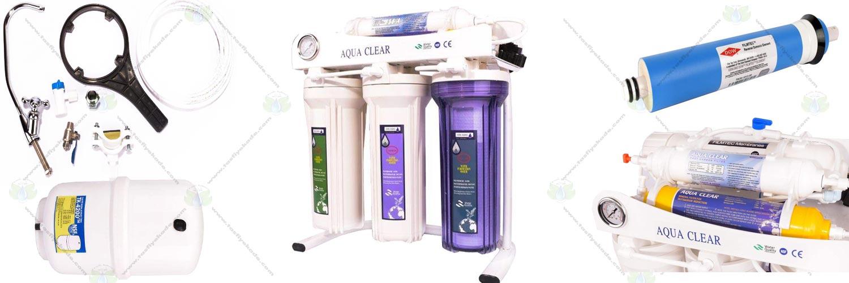 تصفیه آب آکوا کلر aqua clear