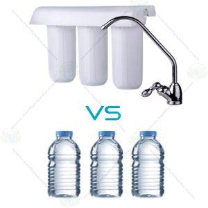 آب معدنی یا آب تصفیه شده ؟