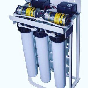 تصفیه آب نیمه صنعتی 400 گالن اسلیم