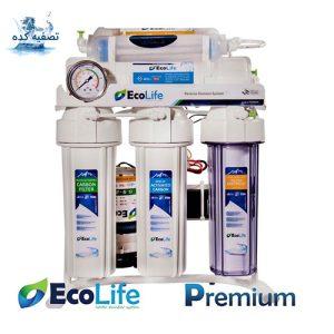دستگاه تصفیه آب اکولایف Ecolife premium