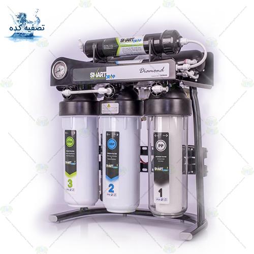 دستگاه تصفیه آب اسمارت دراپ مدل DIAMONDدیموند (1)